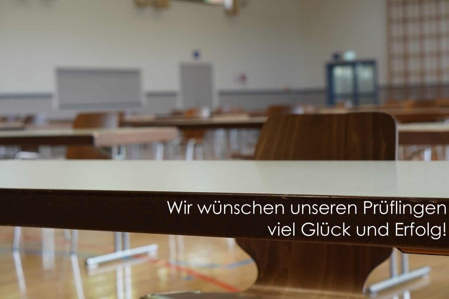 Real  und Hauptschulabschlussprüfungen 21/21 an der ...